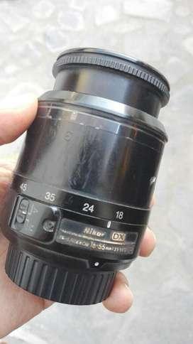 Lente Nikon 1855