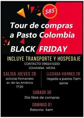 Tour a Pastos Colombia