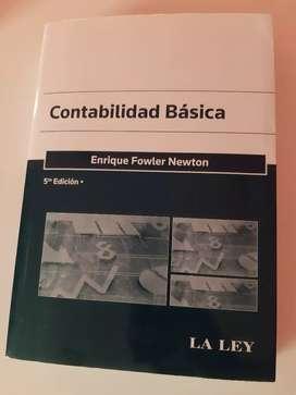 Contabilidad Basica - Enrique Fowler Newton