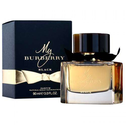 Perfume Burberry My Burberry Black 90ml Mujer Eros