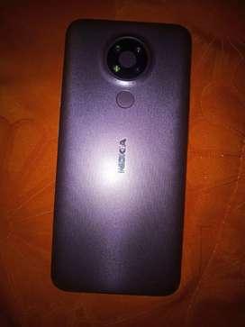 Nokia 5.4 violeta