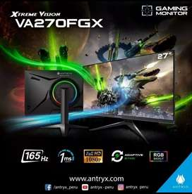 monitor Antryx 27 pulgadas gaming
