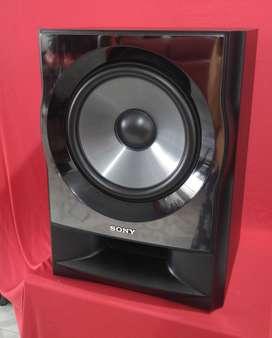 Subwoofer Bajo Sony SS WP7M + 10 pulgadas + 280 watts + 4 ohmios + Excelentes