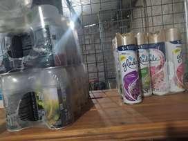 Insumos de Limpieza, higiene y desinfección