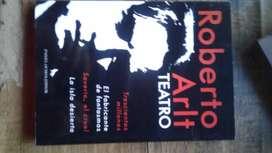 ROBERTO ARLT  TEATRO  DANIEL OCHOA EDITOR