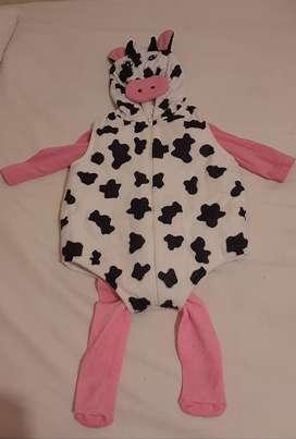 Disfraz para niña talla de 5 a 8 meses