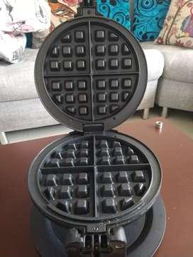 Wafflera Black + Decker