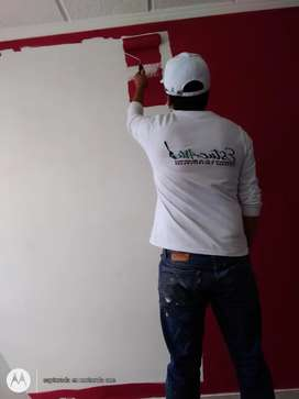Busco pintores con experiencia en estuco veneciano