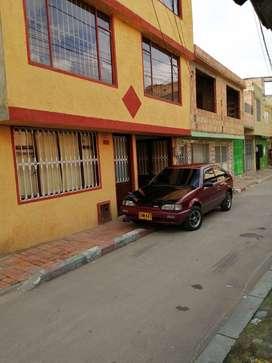 Vendo excelente Mazda 323 coupé