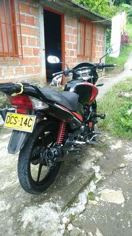 Venta moto YBR YAMAHA 125SS