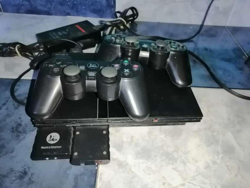 Playstation 2 excelente estado