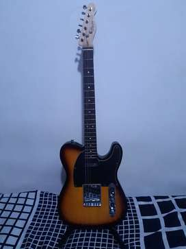 Telecaster squier modificada