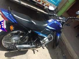 Honda star cc125