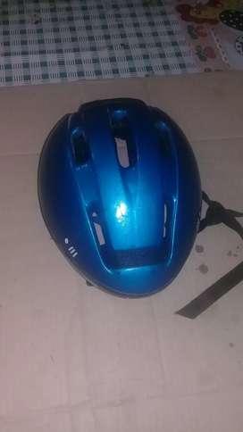 vendo casco bicicleta