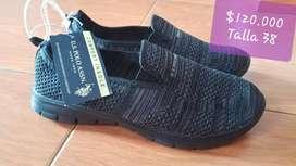 Vendo zapatillas 100% americanas