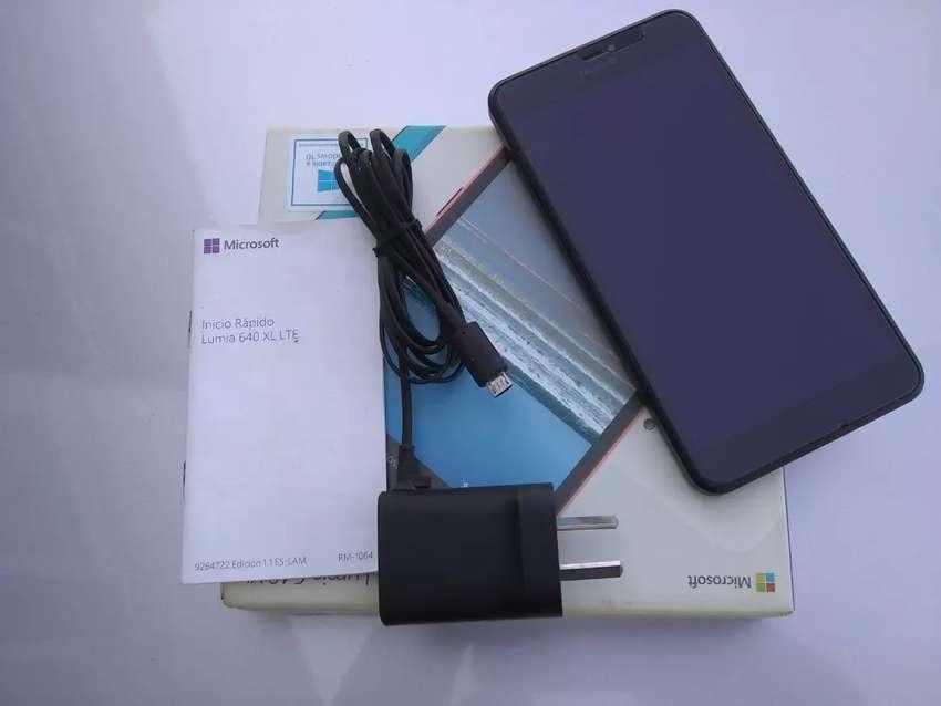 Celular Microsoft Lumia 640 XL lote 4g 0