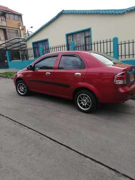 Vendo Aveo Family 45.000 Kms 2013