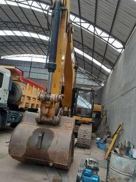 Vendo escavadora 325Dl año 2010