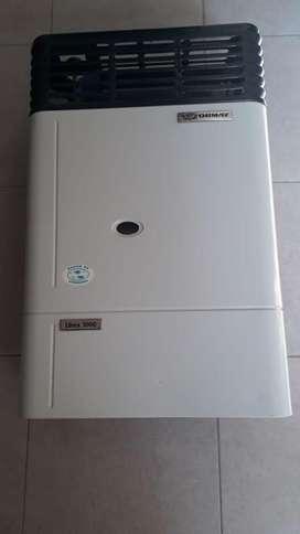 Calefactor A Gas Línea Europea Mod. 3000tbu