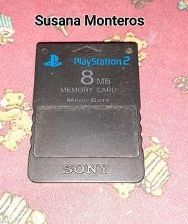 Memoria card Sony original de 8mb