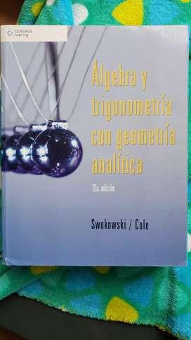 Algebra y trigonometria con geometria analitica book/libro