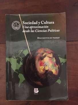 Sociedad y Cultura Una aproximación desde las Ciencias Políticas.