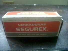 REMATO!!! CERRADURAS SEGUREX SCHLAGE PARA BAÑO.