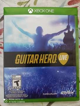 Videojuego Guitar hero  Xbox one