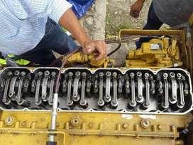 mantenimiento plantas electricas