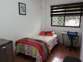 Alquilo, habitaciones amobladas para estudiantes, ESPOL, Universidad Estatal Guayaquil