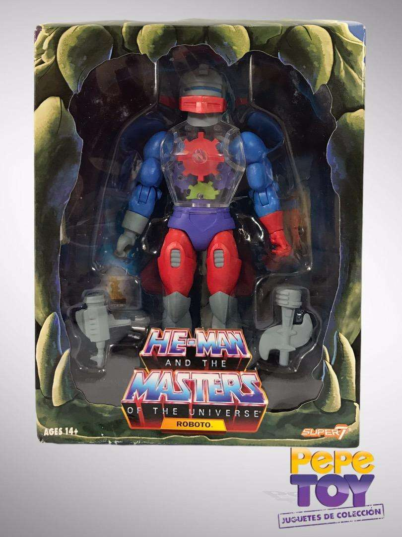 Masters of the Universe 0