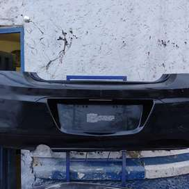 Bomper Trasero Chevrolet Onix 2016