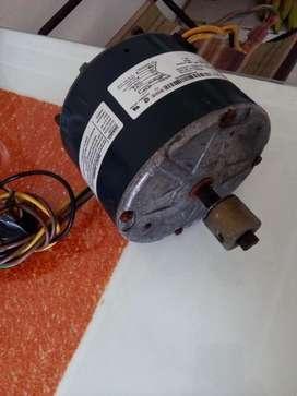 Motor ventilador para condensador aire split