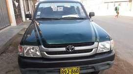 Toyota Hilux 4x4 Japonesa