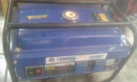 Vendo generador yamaha en excelente estado, quiero 20mil precio a Negociar!.