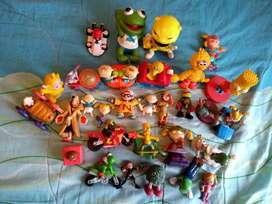 Vendo juguetes de coleccion todo en 100 o en unidad desde 7 mil en cali