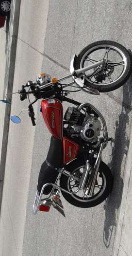 Se vende moto perfecta comdiciones