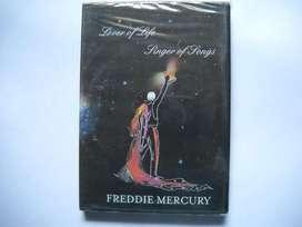 dvd doble freddie mercury lover of life singer of songs sellado