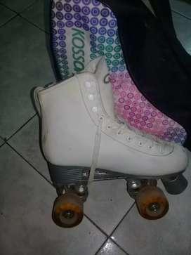 Vendo hermosos patines muy poco uso