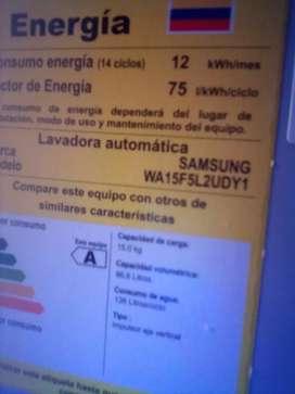 Se vende lavadora Samsung