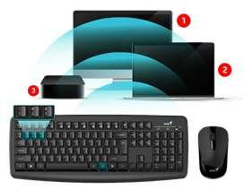 Combo Teclado y mouse Genius SmartKm 8100
