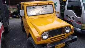 Vendo camioneta daihatsu mod 82