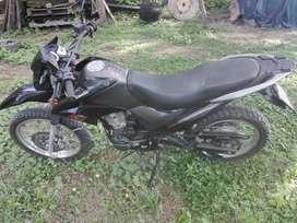 Zanella 150cc con 8.400 Km Impecable