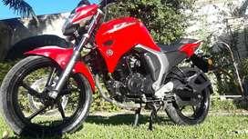 Moto Fz Usada