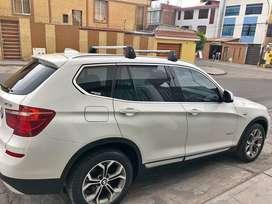 2017 BMW x3 - Versión Xline
