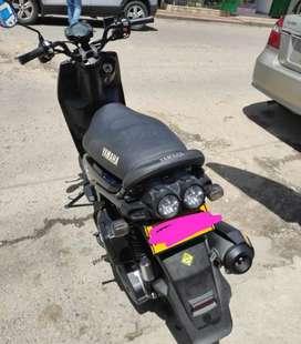 Se vende moto Bws 2015