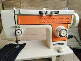 Vendo maquina de coser sicsac a 300 soles
