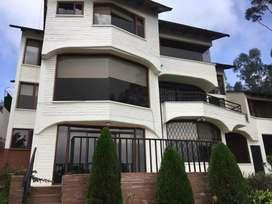 Campo Alegre arriendo casa remodelada con vista