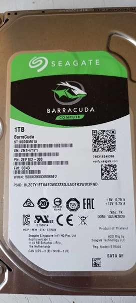 Disco duro Seagate 1tb