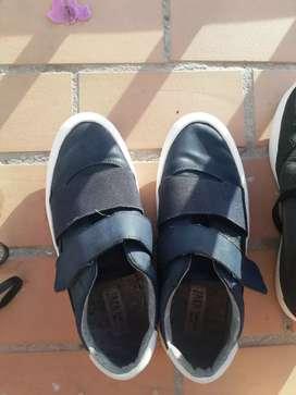 Zapatos talla 37 marca  Zara